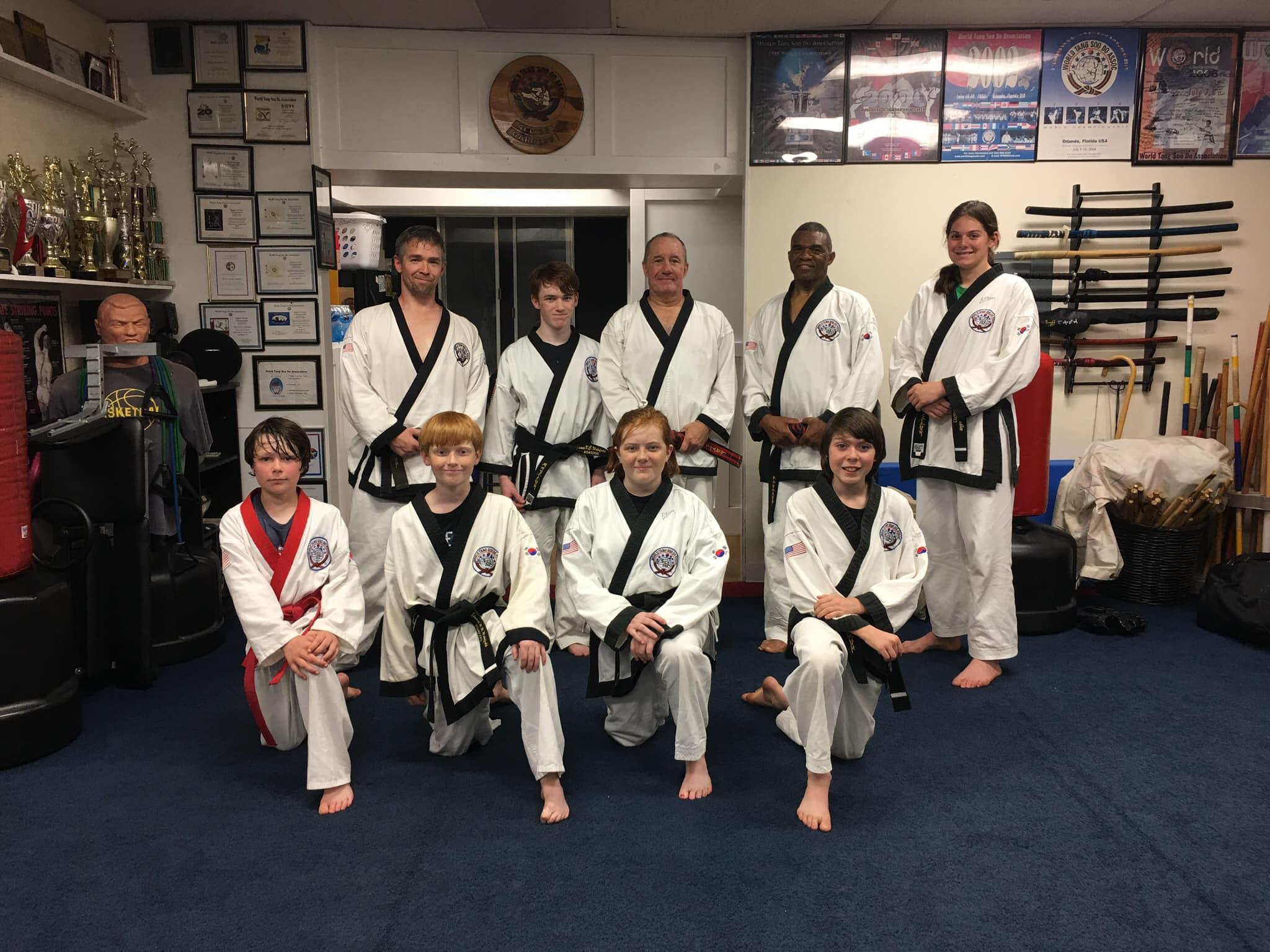 Tang-Soo-Do-Academy-black-belt-class-2019