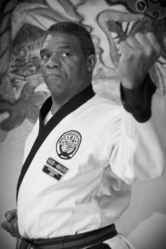Master Purnell, 7th Degree Black Belt